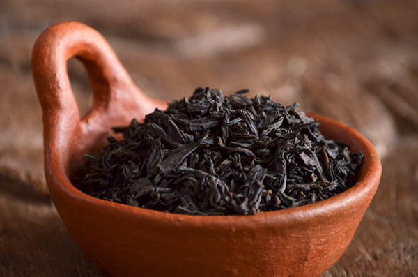 Filetto al tè nero Lapsang Souchong